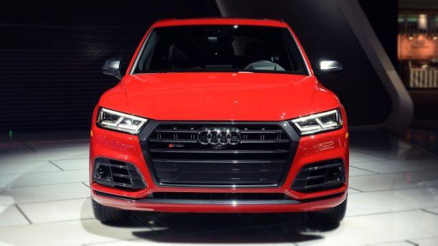 Audi Q Hybrid SQ Model New SUV - Audi q5 hybrid
