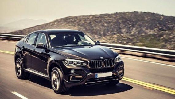 2019 BMW X6 look