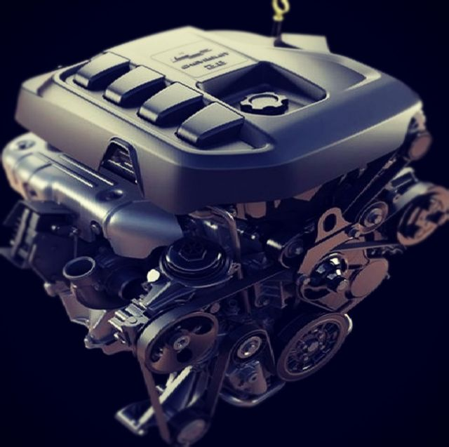 2019 Chevrolet Trailblazer engine