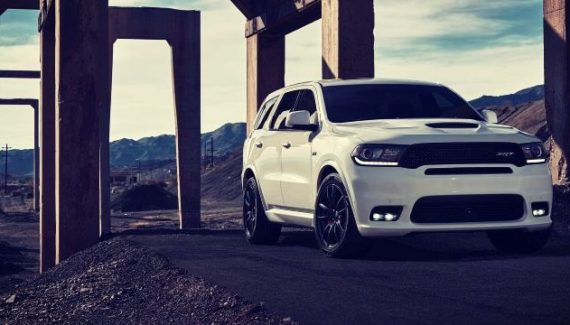 2019 Dodge Durango SRT model