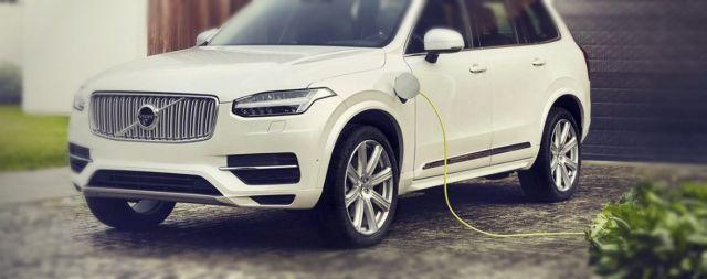 2019 Volvo XC90 plug in hybrid