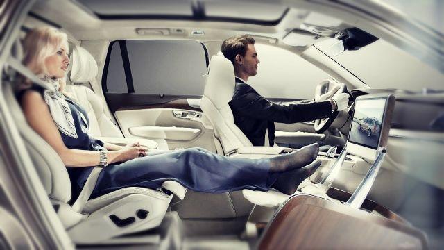 2019 Volvo XC90 seats