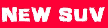 2020 / 2021 New SUV
