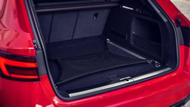 2019 Audi Q4 trunk