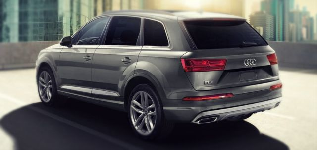 2019 Audi Q7 Facelift Relase Date Cost 2020 2021 New Suv