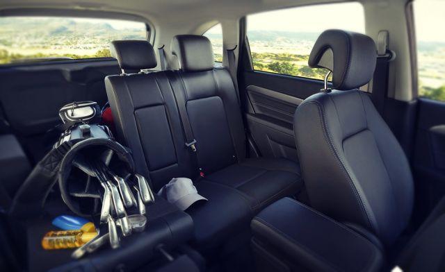 2019 Chevrolet Captiva seats