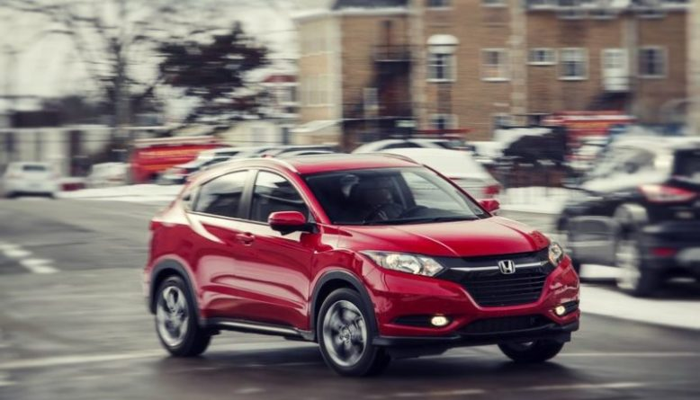 2019 Honda HR-V Changes, Release Date - 2020 / 2021 New SUV