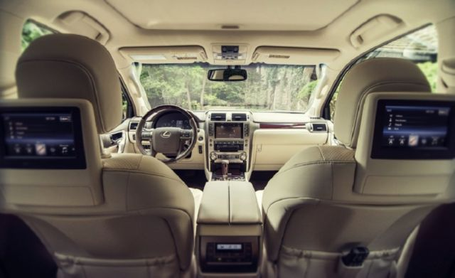 Lexus Gx Interior on Acura Mdx