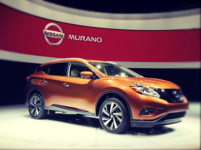 2019 Nissan Murano front