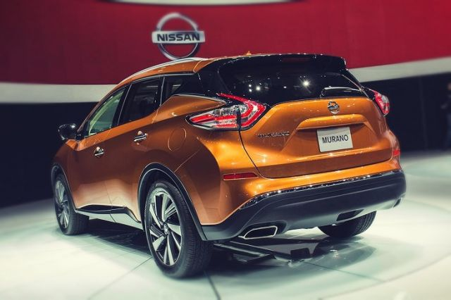 2019 Nissan Murano Redesign Release Date 2020 2021