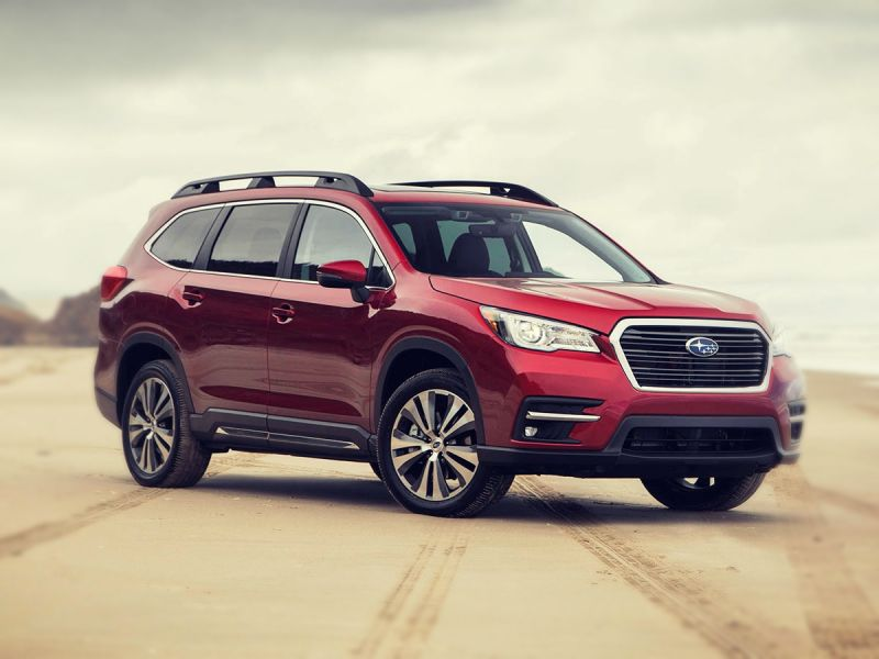 2019 subaru ascent 7 passenger suv price and specs  2020