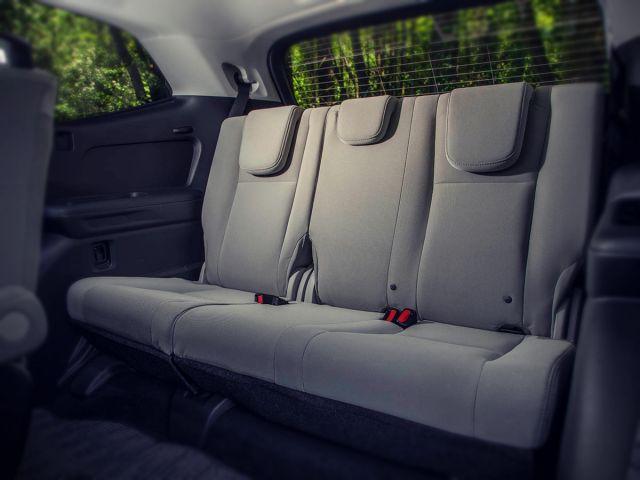 2019 Subaru Ascent seats