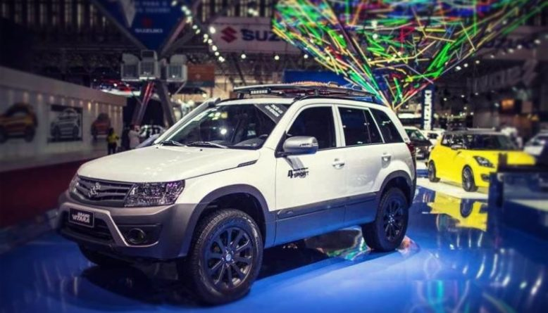 2019 Suzuki Grand Vitara Rumors Changes Price 2020 2021 New Suv