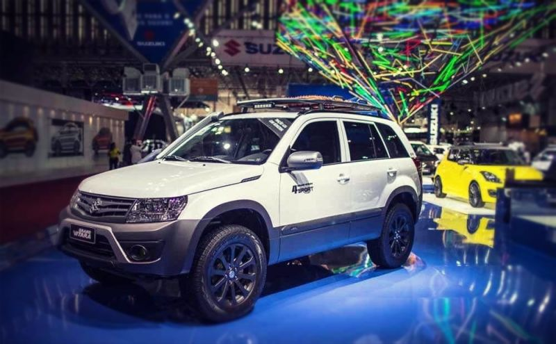 2019 Suzuki Grand Vitara Rumors, Changes, Price - 2020 ...