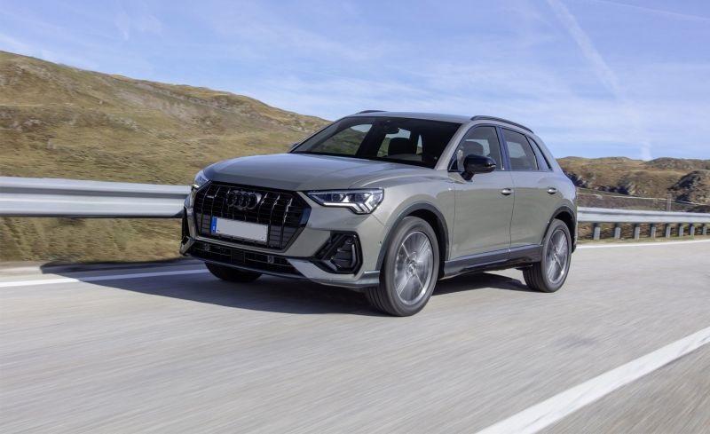 2019 Audi Q3 front