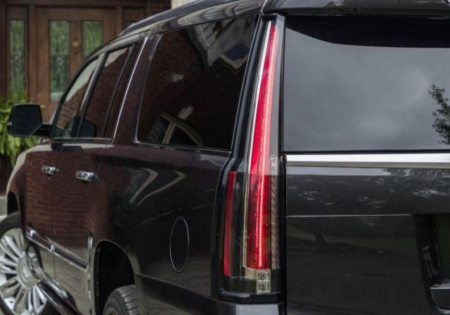 2019 Cadillac Escalade rear