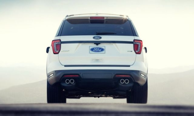 2019 Ford Explorer Sport Trim Will Be Replaced For The St