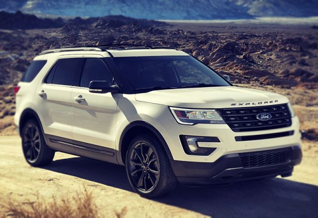 2019 Ford Explorer: Redesign, New Platform, Engines >> 2019 Ford Explorer Sport Trim Will Be Replaced For The St Model