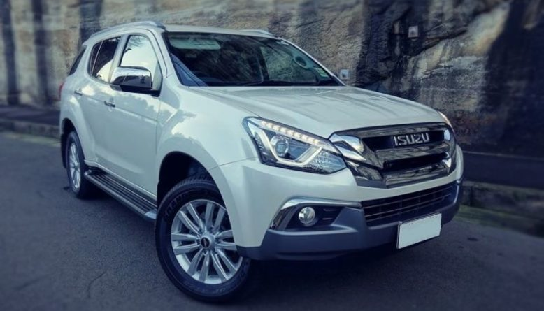 2019 Isuzu MU-X Changes, Price >> 2019 / 2020 New SUV - The 2020 New SUV blog is a new blog about all new and upcoming SUV models ...