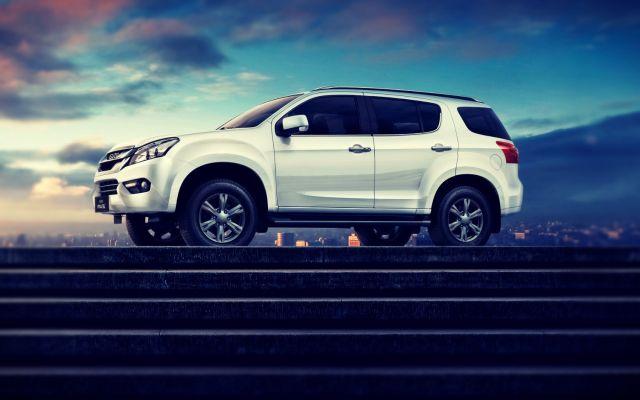 2019 Isuzu MU-X Changes, Price, Facelift - 2020 / 2021 New SUV