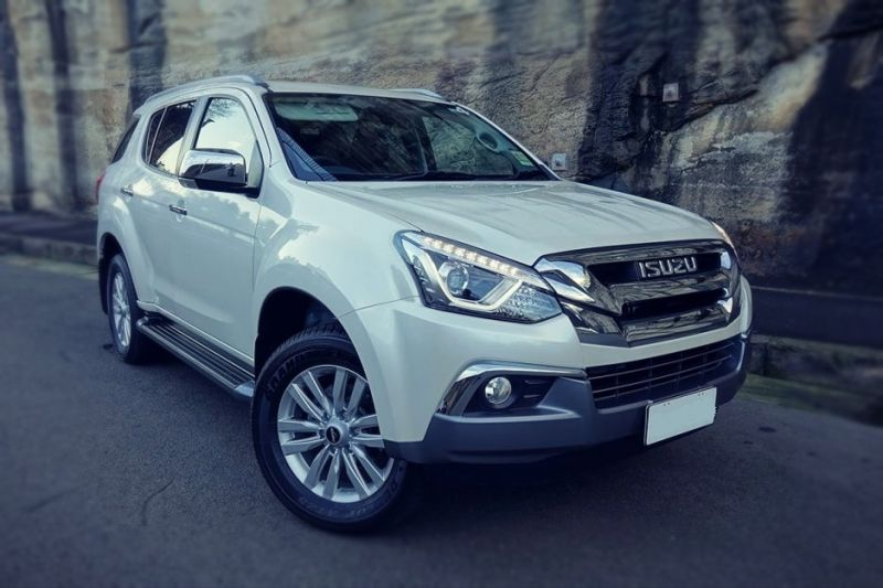 2019 Isuzu MU-X Changes, Price, Facelift - 2020 / 2021 New SUV