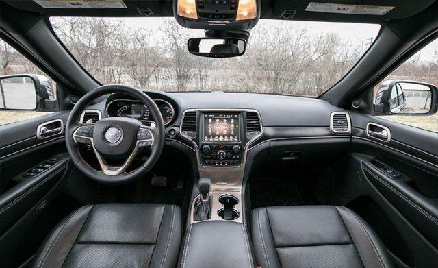 2019 Jeep Grand Cherokee Review, SRT model specs - 2020 ...