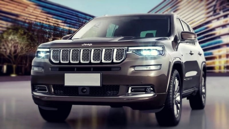 2019 jeep grand commander is the new three-row crossover suv   2021 new suv