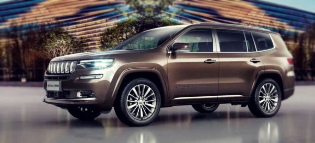 2019 Jeep Grand Commander side
