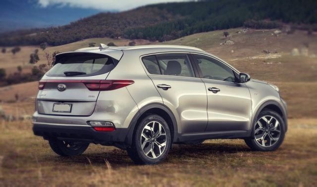 2019 Kia Sportage Review, SX Turbo, Towing Capacity
