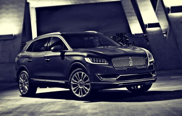 2019 Lincoln MKX black label