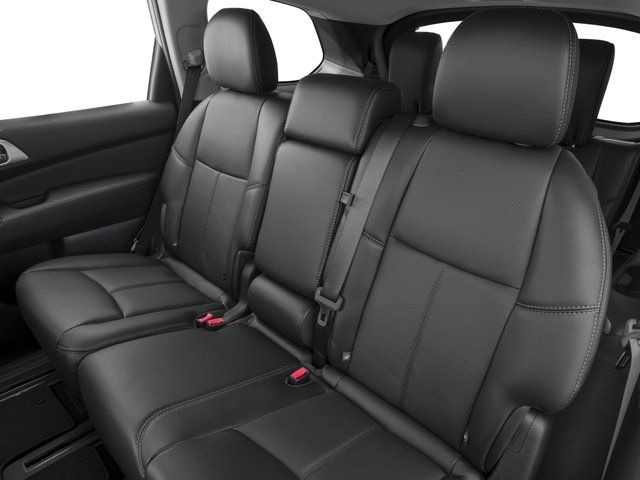 2019 Nissan Pathfinder seats