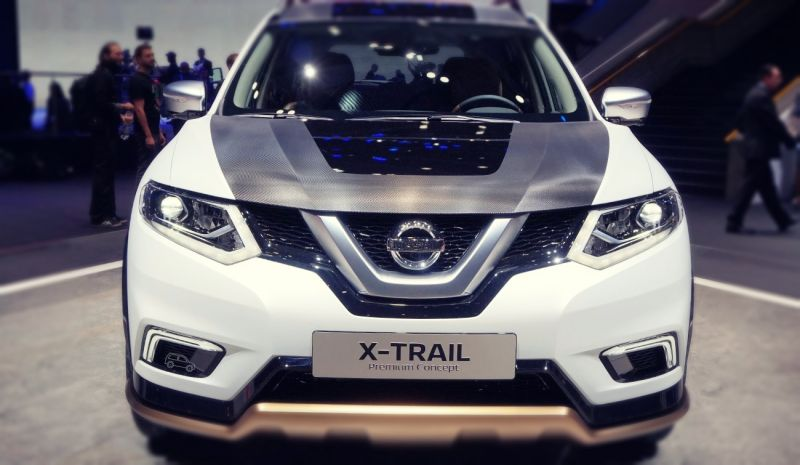 2019 Nissan X Trail Will Get Its First Hybrid Engine
