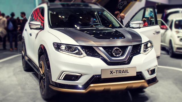 2019 Nissan X-Trail will get its first hybrid engine ...