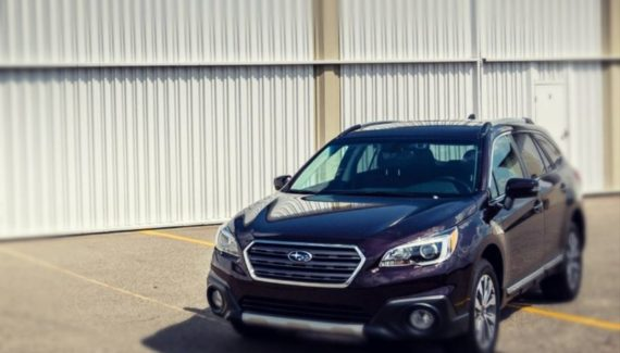 2019 Subaru Outback Hybrid front