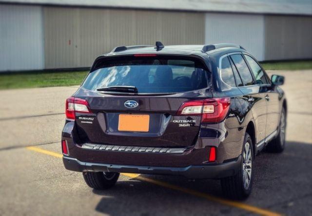 2019 Subaru Outback Hybrid Rear