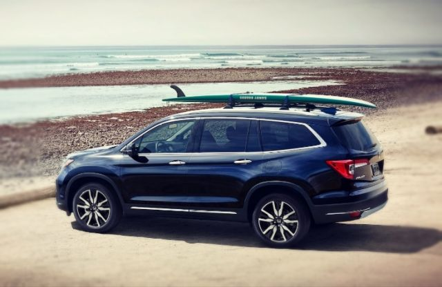 2020 Honda Pilot Changes, Colors, Cost >> 2020 Honda Pilot Safety Is On The Highest Level 2020 2021 New Suv