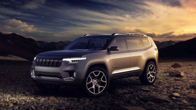 2020 Jeep Grand Wagoneer