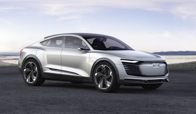 2019 Audi Q9 front