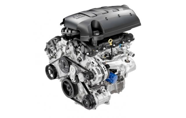 2019 Buick Enclave engine