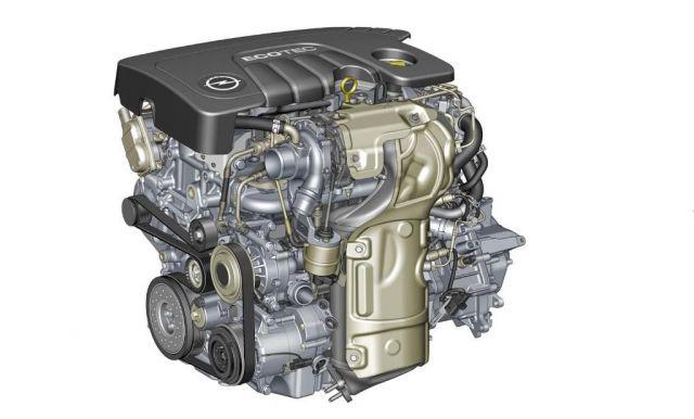 2019 Chevy Equinox engine