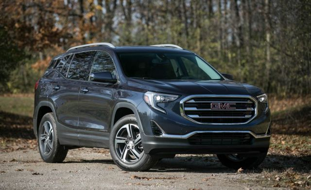 2019 GMC Terrain Denali, Black Edition - 2020 / 2021 New SUV