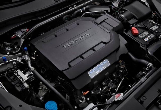 2019 Honda Crosstour engine