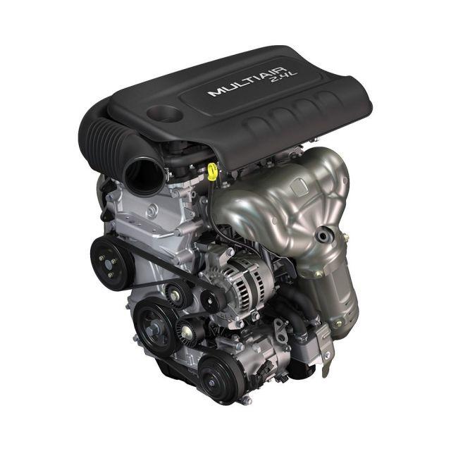 2019 Jeep Compass engine
