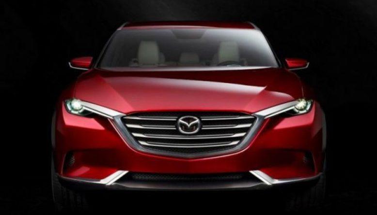2019 Mazda CX-7 front