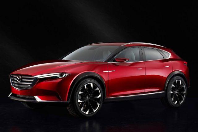 2019 Mazda CX-7 side