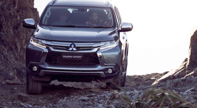 2019 Mitsubishi Montero Sport view