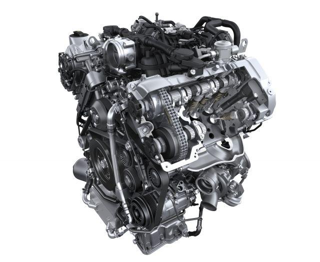 2019 Porsche Macan engine