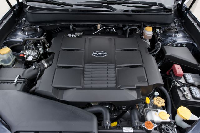 2019 Subaru Outback engine