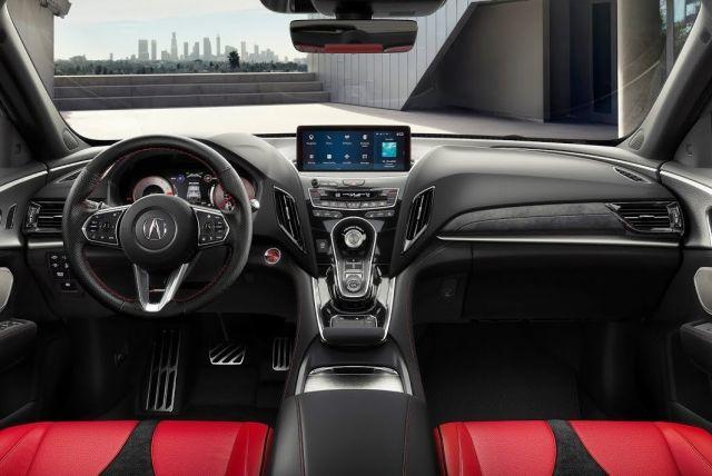 2020 Acura RDX interior