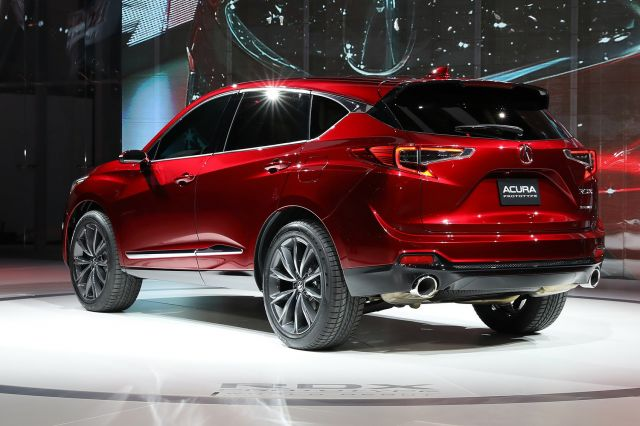 2020 Acura Rdx Is Redesigned And It Offers A Great Reliability